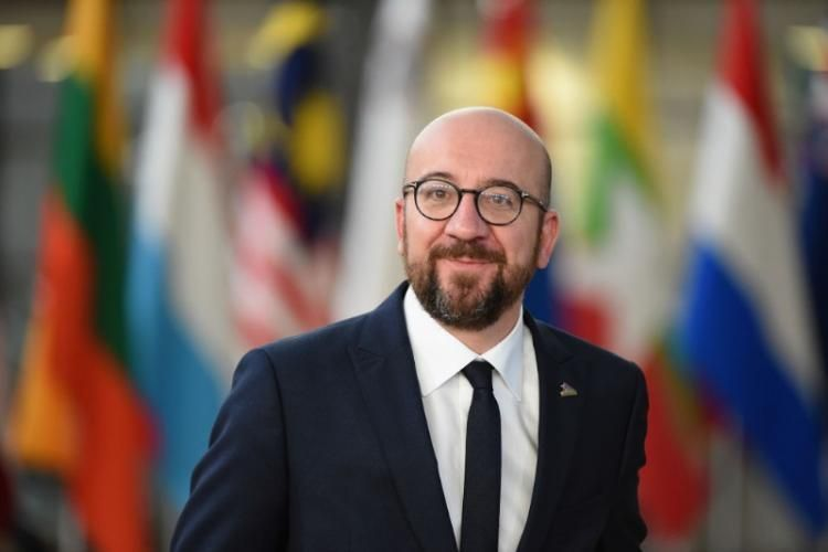 """Charles Michel: """"Military action must stop, as a matter of urgency, to prevent a further escalation"""""""