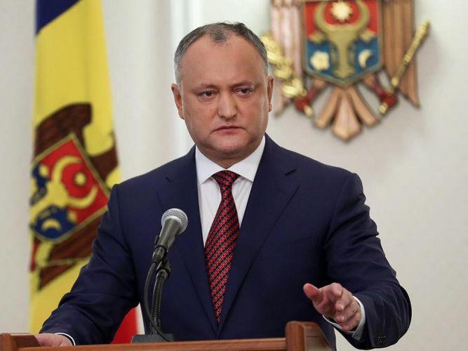 Moldova's President calls on Azerbaijan and Armenia