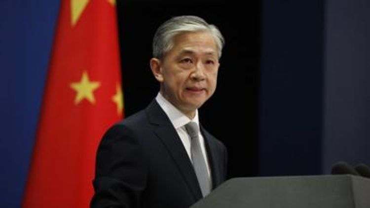 China's MFA comments on tension in contact line