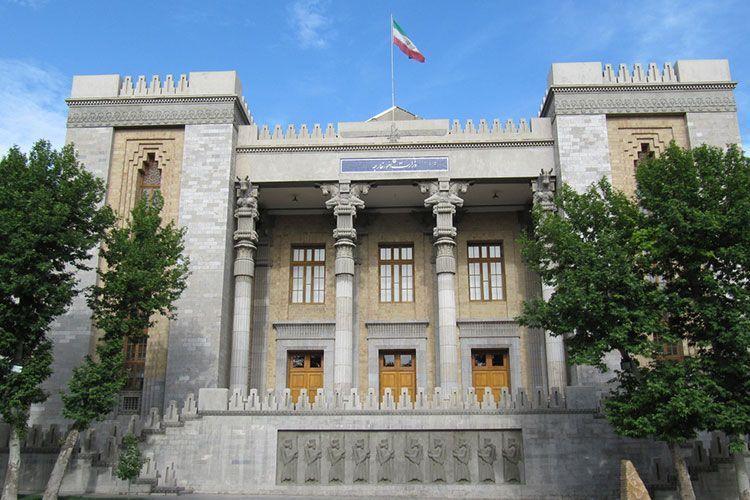 "Iran's MFA: ""We wish urgent achievement of ceasefire"""