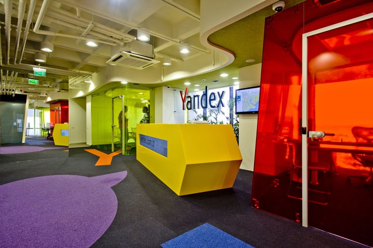 """""""Yandex"""" Türkiyədə ofisini bağlayır"""