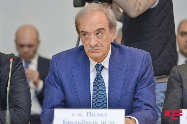 "Polad Bulbuloglu: ""Currently, there is no peace talk between Azerbaijan and Armenia"""
