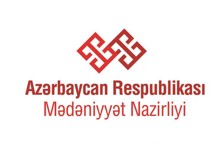 """Mədəniyyət Nazirliyi """"Qarabağ – mədəniyyətimizin beşiyi"""" layihəsinə start verir"""