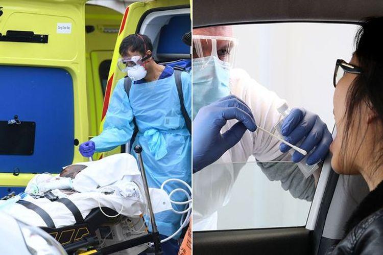 UK coronavirus cases soar by 7,000