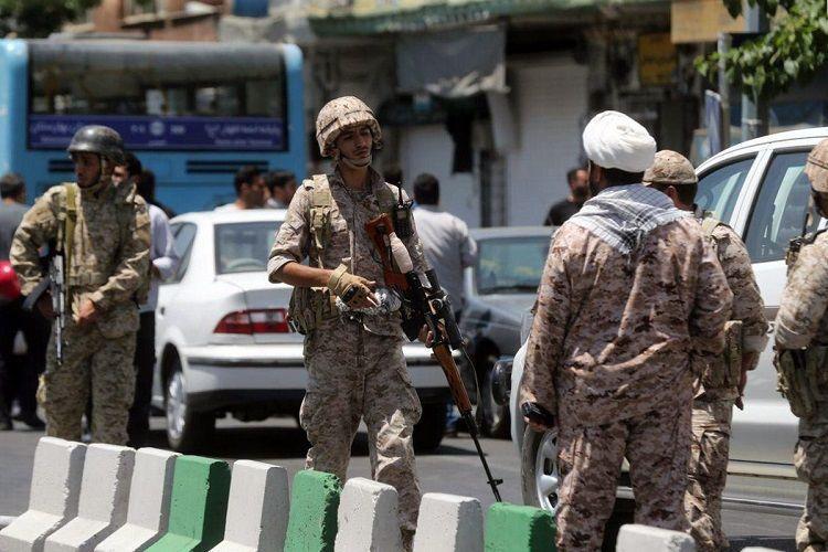 3 SEPAH members killed in Iran
