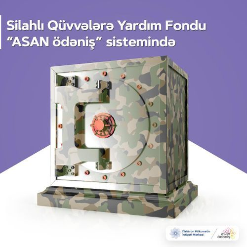 Payments for Azerbaijan Armed Forces Assistance Fund integrated into ASAN payment system
