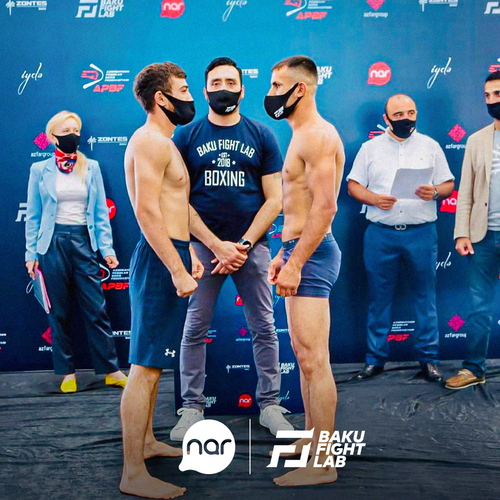 First Pro Boxing Night held in Azerbaijan - <span class='red_color'>PHOTO</span>