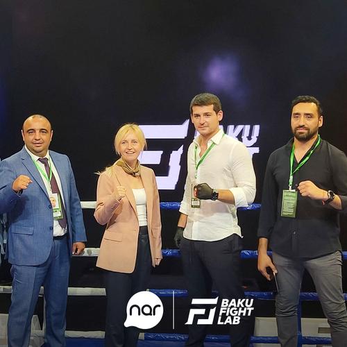 First Pro Boxing Night held in Azerbaijan - <span class=