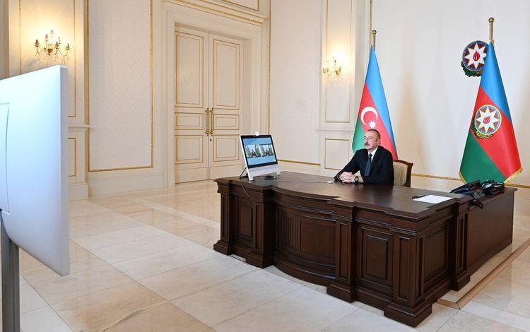 Azerbaijani President collapses Armenian lie machine which wants to deceive public - <span class=