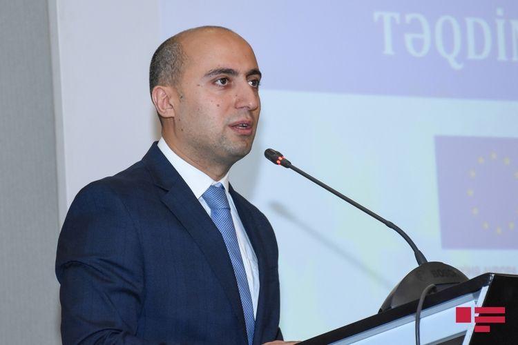 "Emin Amrullayev: ""Kindergartens in Baku, Sumgait and Absheron to resume their activity from October 1"""