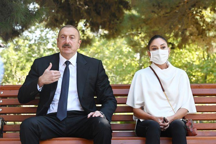 "President Ilham Aliyev: ""Turkey always stands by Azerbaijan, and Azerbaijan always stands by Turkey!"""