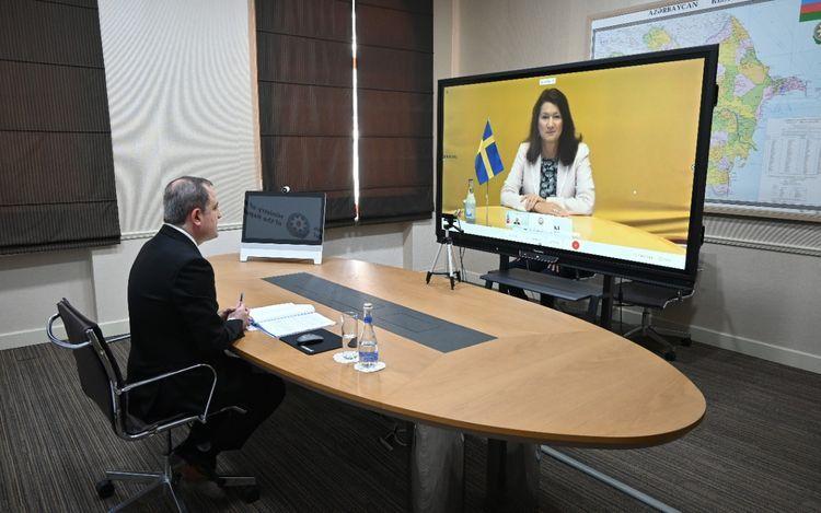 Azerbaijan, Sweden discuss bilateral cooperation