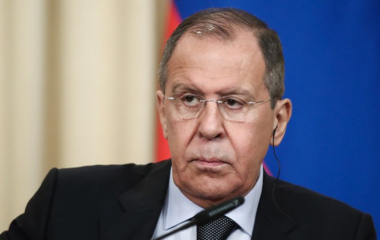 Lavrov says he is ready to meet in Moscow with Azerbaijani, Armenian counterparts