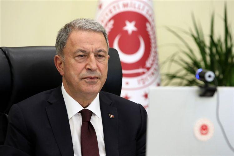 "Hulusi Akar: ""Turkey will continue to support Azerbaijan"""