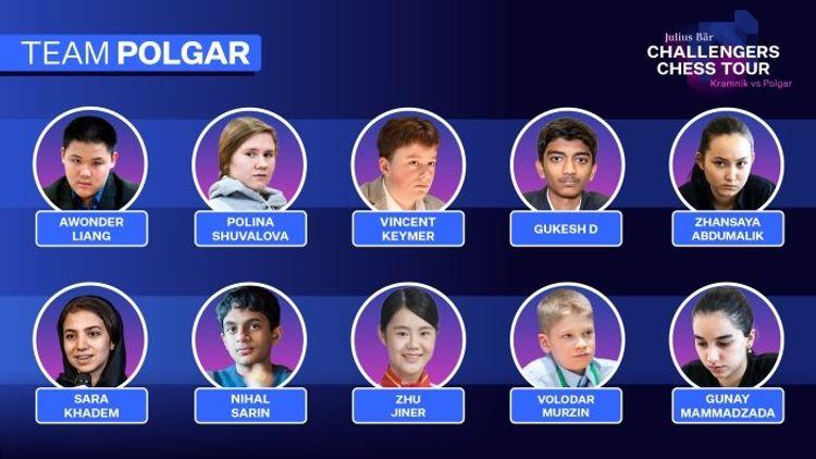 Azərbaycan şahmatçısı Yudit Polqarın komandasına daxil edilib