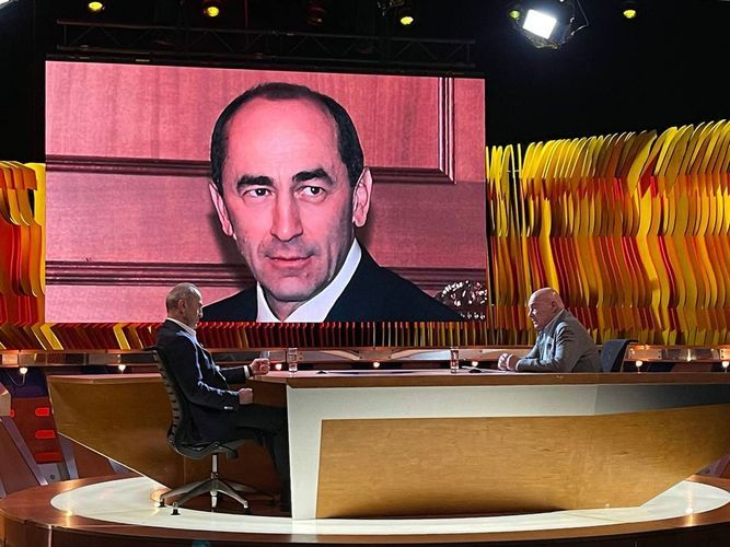 Armenian lobby in Russian media: Kocharyan started pre-election campaign from Moscow - <span class=