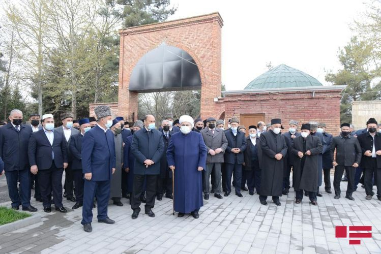 Visit of CMO Chairman Allahshukur Pashazadeh and heads of religious confessions to Barda and Aghdam starts