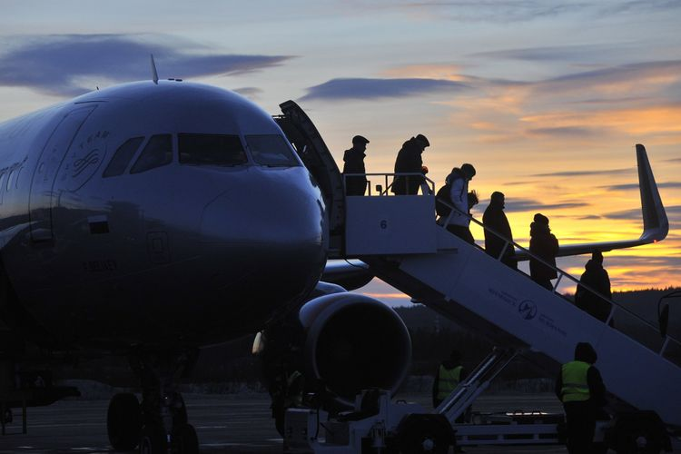 IATA: Qlobal sərnişin aviadaşımalarında azalma sürətlənib