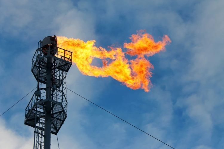 Gas production in EU decreased by 23% last year