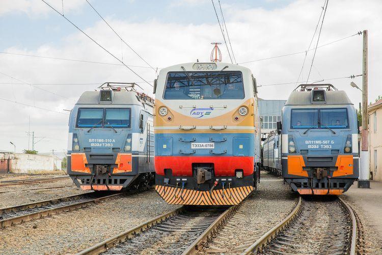Грузоперевозки по железнодорожной линии Баку-Тбилиси-Карс выросли примерно в два раза