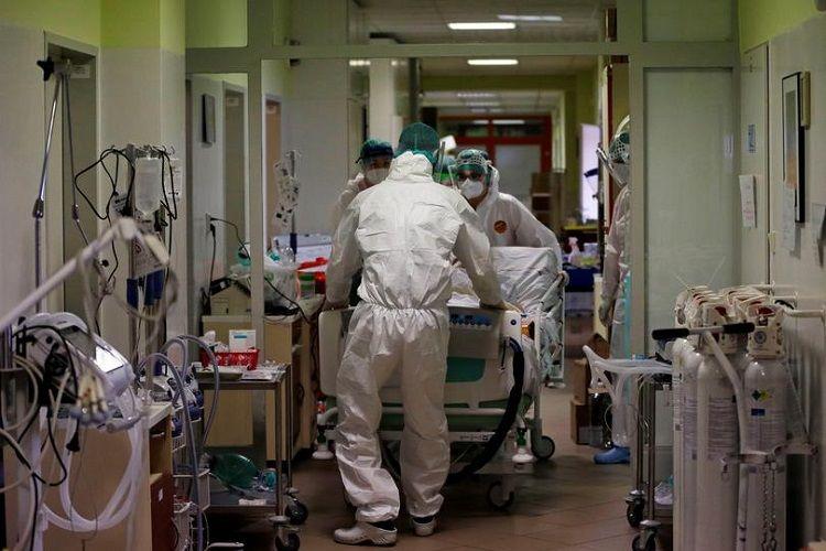 İtaliyada daha 331 nəfər koronavirusdan ölüb