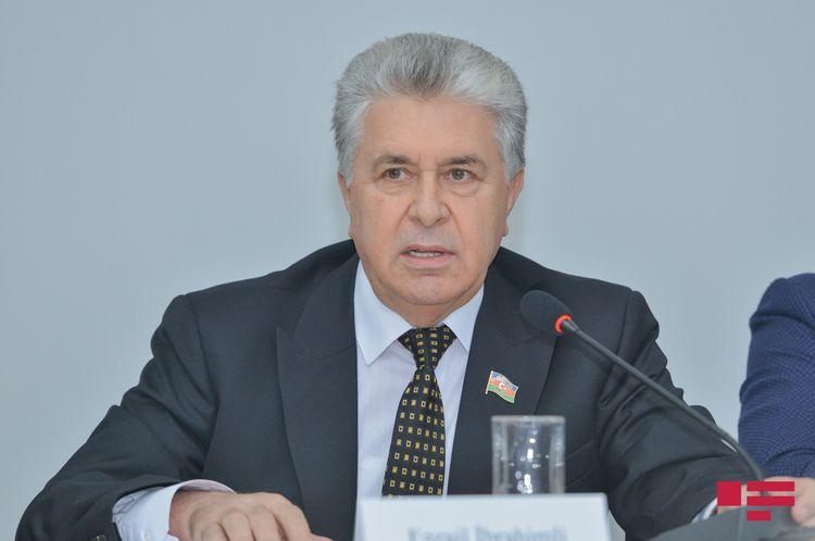 """Fəzail İbrahimli """"Şöhrət"""" ordeni ilə təltif edilib"""