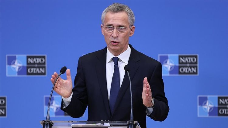 NATO Secretary-General warns Russia