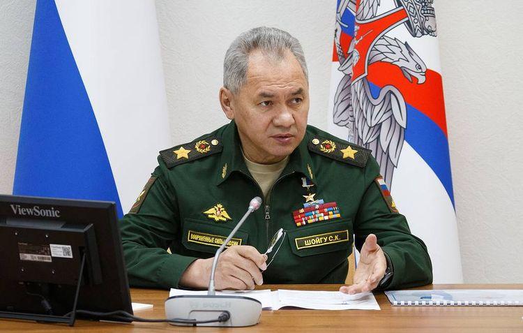 Шойгу заявил, что США и НАТО перемещают войска к границам России