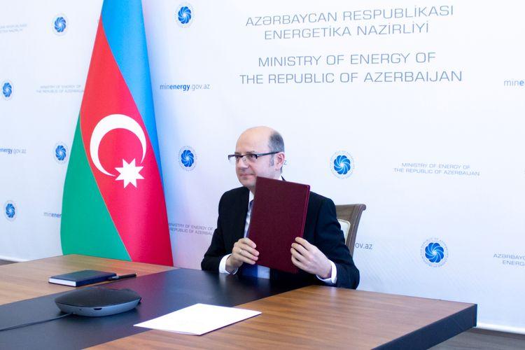 Energetika Nazirliyi IFC ilə anlaşma memorandumu imzalayıb