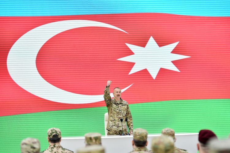 Azerbaijani President: Everyone should and will reckon with us from now on