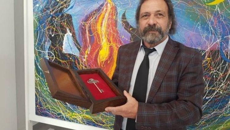 Azərbaycanda rəssam koronavirusdan ölüb