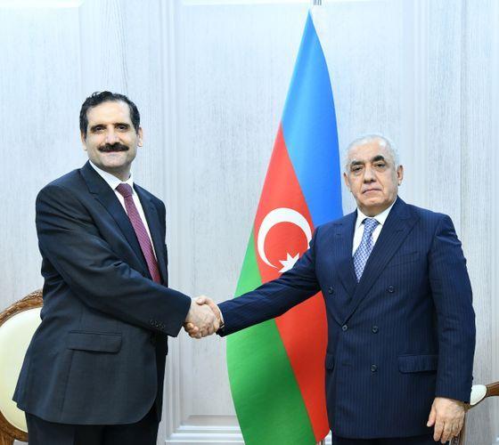 Azerbaijani PM met with Turkish Ambassador to Azerbaijan
