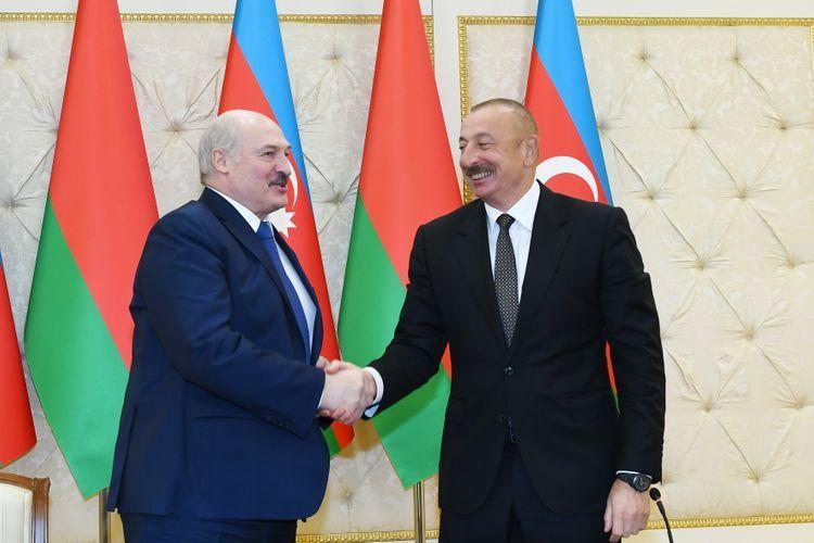 """Belarus Prezidenti: """"İlham Əliyev postsovet məkanındakı prezidentlər arasında ən savadlı, ən mədəni insandır"""""""