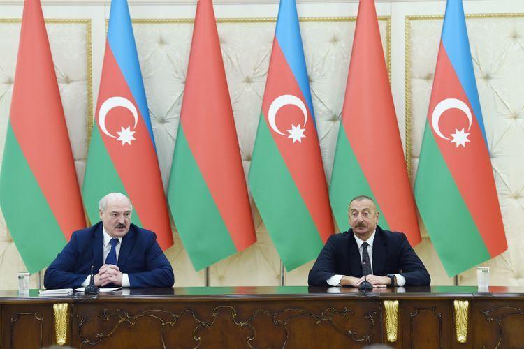 Лукашенко: Мы готовы создавать вместе предприятия на территориях, которые освобождены и которые надо будет восстанавливать