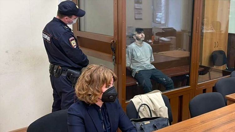 Azerbaijani rapper hitting three pedestrians with car in Moscow sentenced to four years in prison