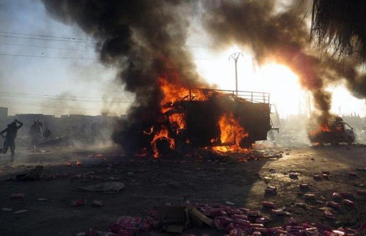 Explosion rocks east Baghdad