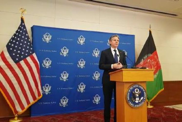 US Secretary of State: We never intended to have a permanent military presence in Afghanistan