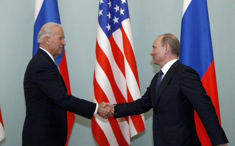 Швейцария заявила о готовности провести первую встречу президентов России и США
