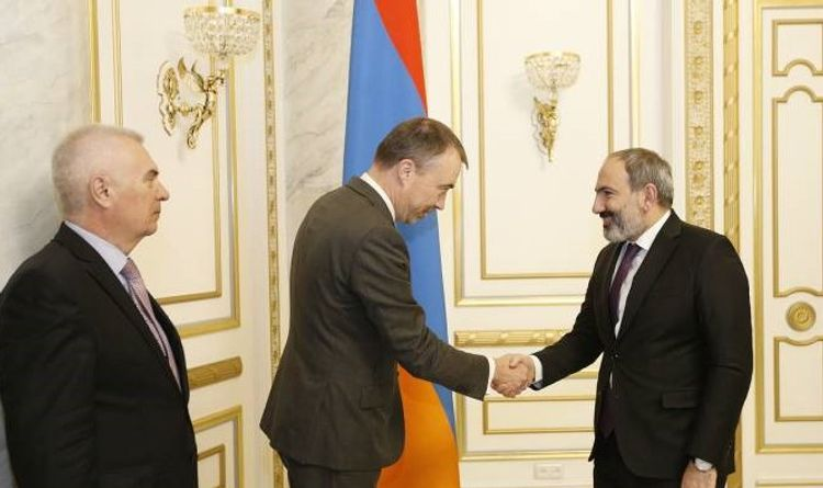 EU Special Representative for the South Caucasus met with Armenian PM
