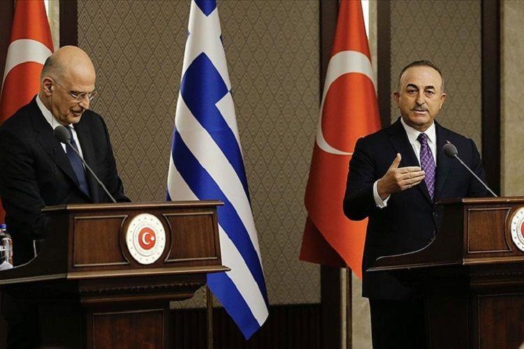 """Çavuşoğlu yunan həmkarının ittihamlarına sərt reaksiya verib: """"Yunanıstan təxribatçılıqdan uzaq durmalıdır"""""""