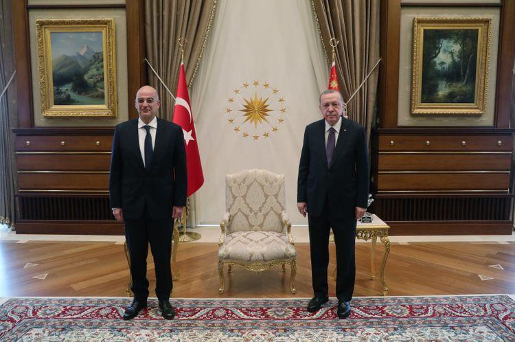 Turkish FM Çavuşoğlu put Greece