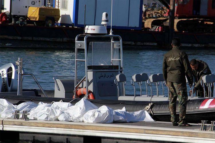 Лодка с мигрантами затонула у берегов Туниса, погиб 21 человек