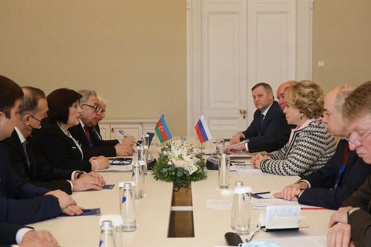 Матвиенко: Заявление от 10 ноября важно в деле обеспечения мира