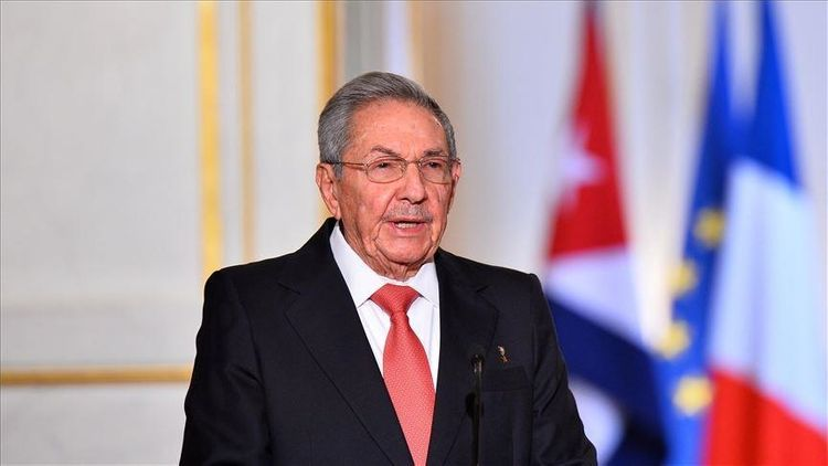 Raul Castro steps down as head of Cuban Communist Party - <span class=