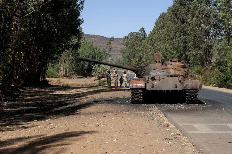 Eritrea admits presence in Ethiopia
