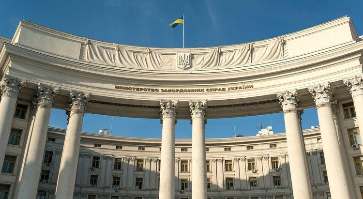 Ukrayna XİN: Konsulun Sankt-Peterburqda saxlanılması təxribatdır