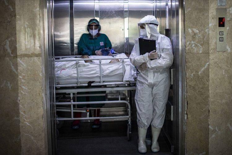 Türkiyədə son sutkada 288 nəfər koronavirusun qurbanına çevrilib