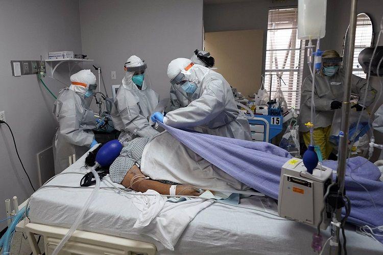 Braziliyada son bir gündə 2929 nəfər koronavirusdan ölüb