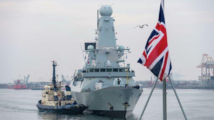 Times: Британия направит корабли в Черное море в знак поддержки Украины