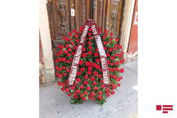People's Artist of Azerbaijan Eldar Guliyev buried - <span class='red_color'>PHOTO</span>